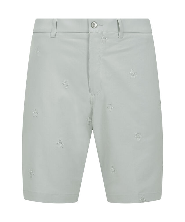 Allover Pete Embroidered Golf Short