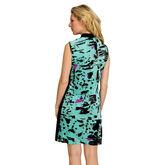 Jamie Sadock Meteorite Print Dress