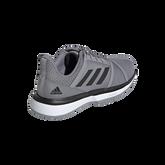Alternate View 4 of Courtjam Bounce Men's Tennis Shoe - Grey/Black