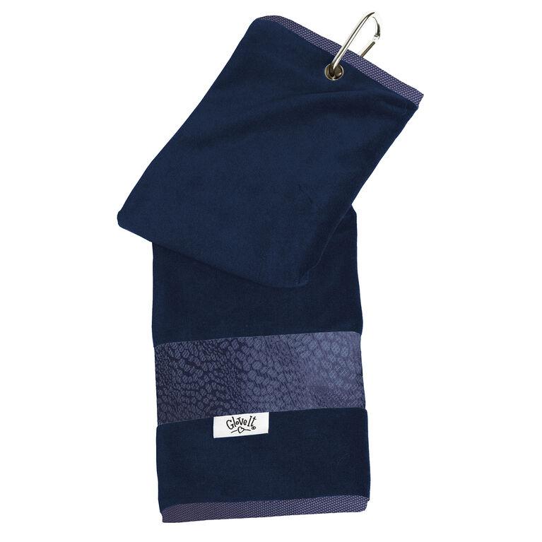 Chic Slate Towel