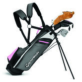 TaylorMade Rory Girls 8 Piece Junior Golf Set