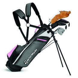 TaylorMade Rory Girls 8 Piece Junior Golf Set