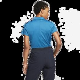 Dri-Fit Short Sleeve Solid Golf Polo Shirt