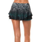 Lucky in Love Queen Flip Skirt