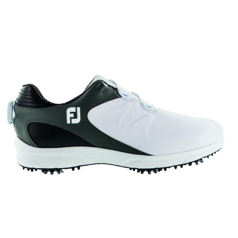 ARC XT BOA Men's Golf Shoe - White/Grey