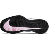 Alternate View 9 of Air Zoom Vapor X Women's Tennis Shoe - White/Pink