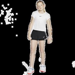 NikeCourt Flex Girls' Tennis Shorts