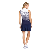 Alternate View 3 of Aspen Rays Collection: Fannie Sleeveless Cheetah Print Top