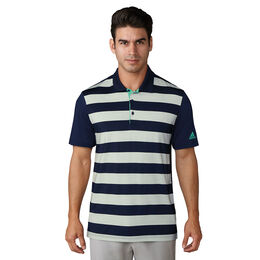 adidas Ultimate365 Rugby Stripe Polo