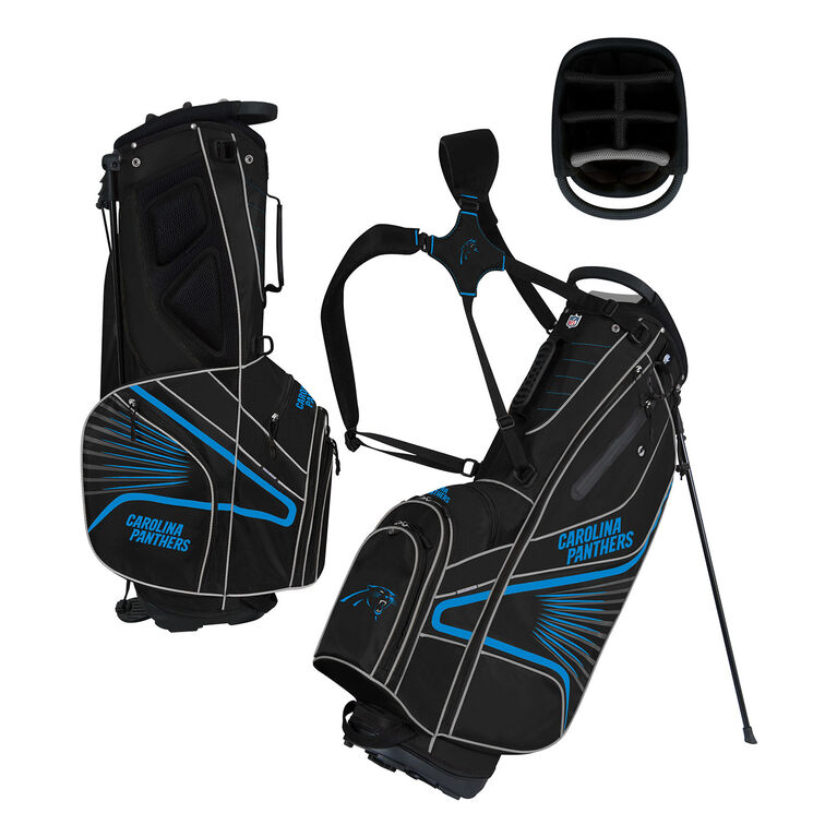 NFL Carolina Panthers GridIron III Stand Bag