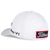 Alternate View 2 of Tour Elite White Collection Hat