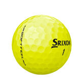 Alternate View 2 of Soft Feel Yellow Golf Balls - Personalized
