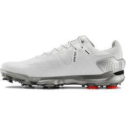 Spieth 4 GTX Men's Golf Shoe - White/Silver