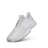Alternate View 5 of GameCourt Men's Tennis Shoe - White/Grey