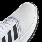 adidas GameCourt WIDE Men's Tennis Shoe - White/Black