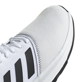 adidas GameCourt WIDE Men's Tennis Shoe - White/Black
