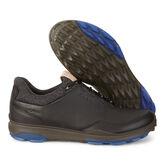 ECCO BIOM Hybrid 3 GTX Men's Golf Shoe - Black/Blue