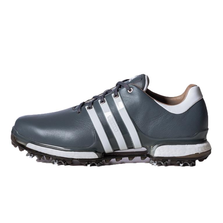 adidas TOUR 360 2.0 Men's Golf Shoe - Grey/White