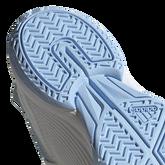 Alternate View 9 of Adizero Club Kids Tennis Shoe - White/Blue