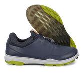 Alternate View 3 of BIOM Hybrid 3 GTX Men's Golf Shoe - Navy/Lime