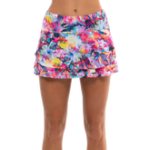 Alternate View 2 of Techno Tropic Pocket Skirt