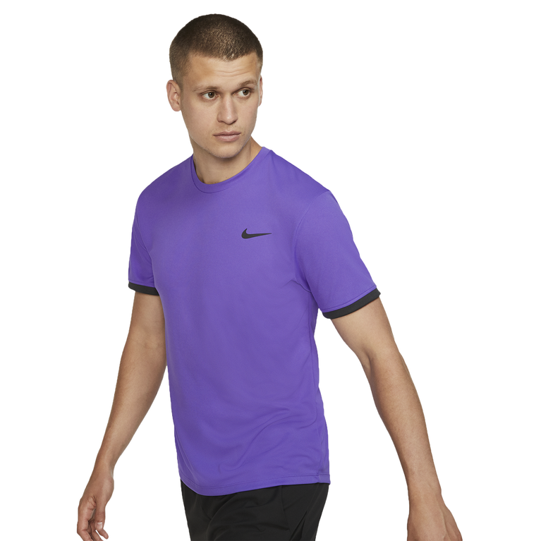 Dri-FIT Men's Short-Sleeve Tennis Top