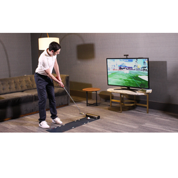 Exputt Real-time Putting Simulator