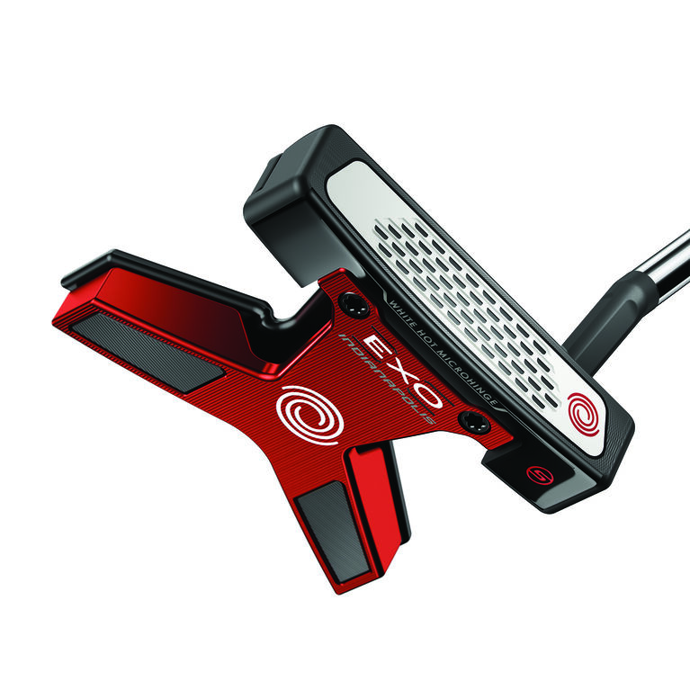Odyssey EXO Indianapolis S Putter w/ SuperStroke 2.0 Grip