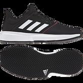 Alternate View 9 of adidas GameCourt Men's Tennis Shoe - Black/White