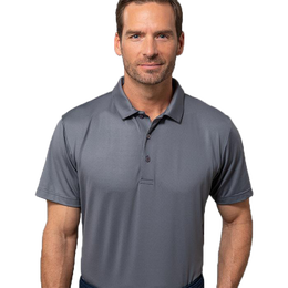Phil Mickelson Micro Print Golf Polo