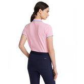Alternate View 6 of Tailored Fit Short Sleeve Golf Polo