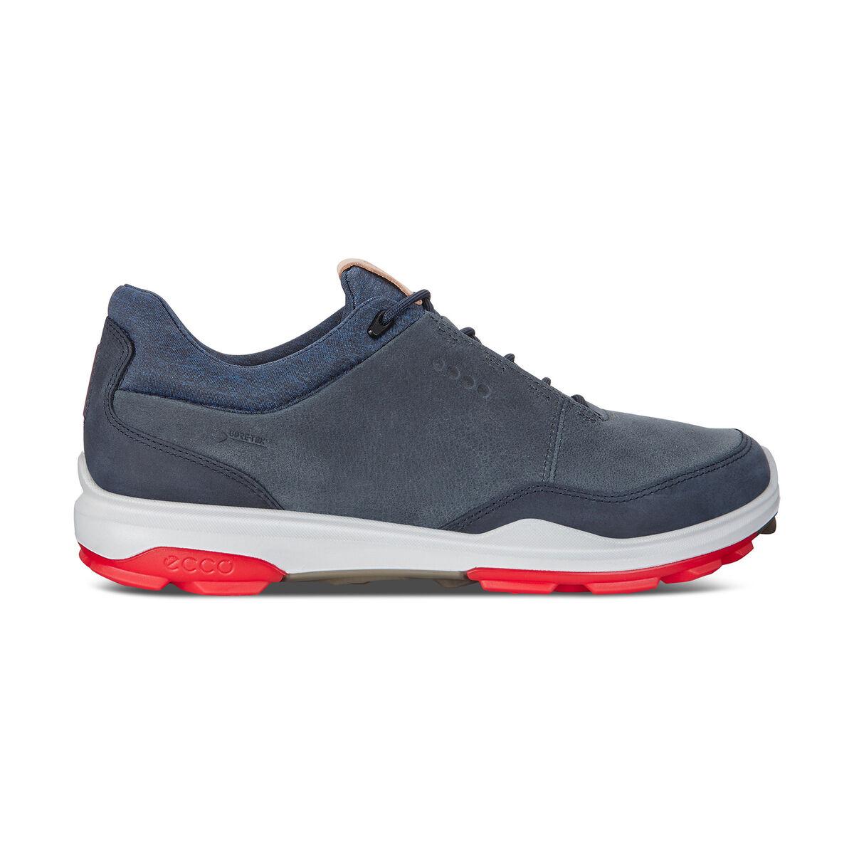 bacf8f3690 BIOM Hybrid 3 GTX Men's Golf Shoe - Navy/Red