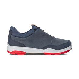 ECCO BIOM Hybrid 3 GTX Men's Golf Shoe - Navy/Red