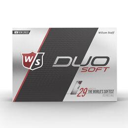 Wilson Staff Duo Soft Golf Balls - Personalized