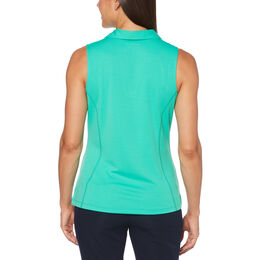 Women's Airflow Sleeveless Polo Golf Shirt