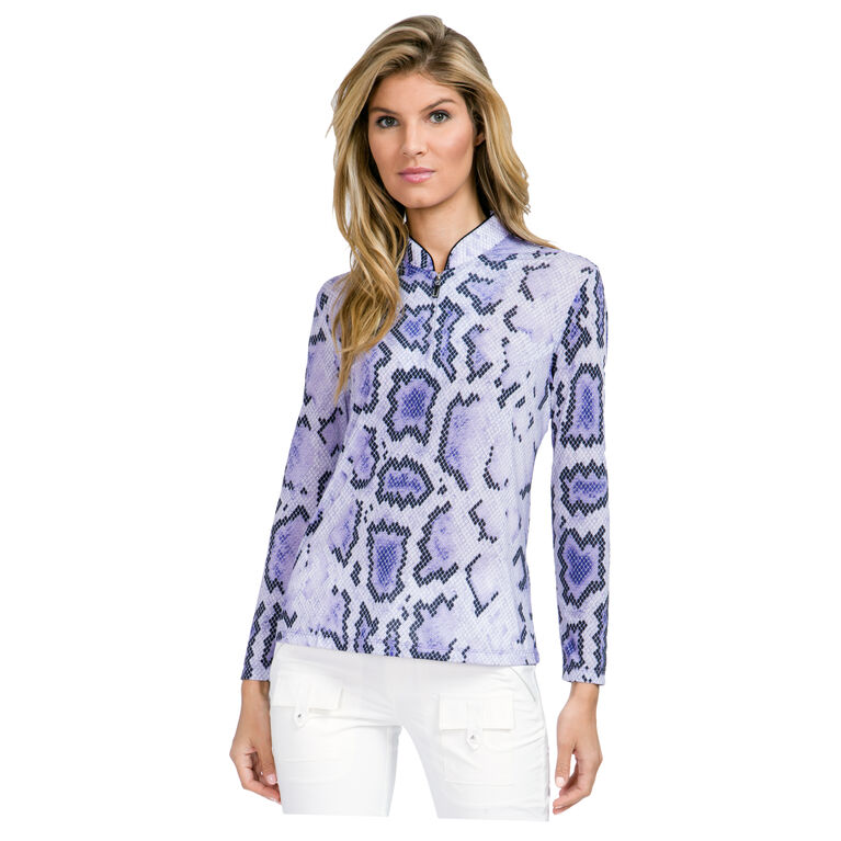 Sunsense - Print Viper Quarter Zip