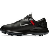 Alternate View 3 of TW71 FastFit Men's Golf Shoe - Black/Silver