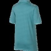 Dry Victory Boys Stripe Polo