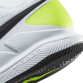 Alternate View 5 of Air Zoom Vapor X Men's Tennis Shoes - White/Yellow