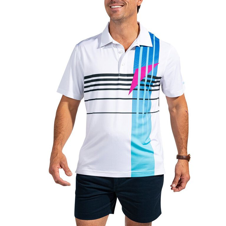 The Line and Dine (Performance Polo)