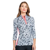 360 by Tail Palm City 3/4 Sleeve Top