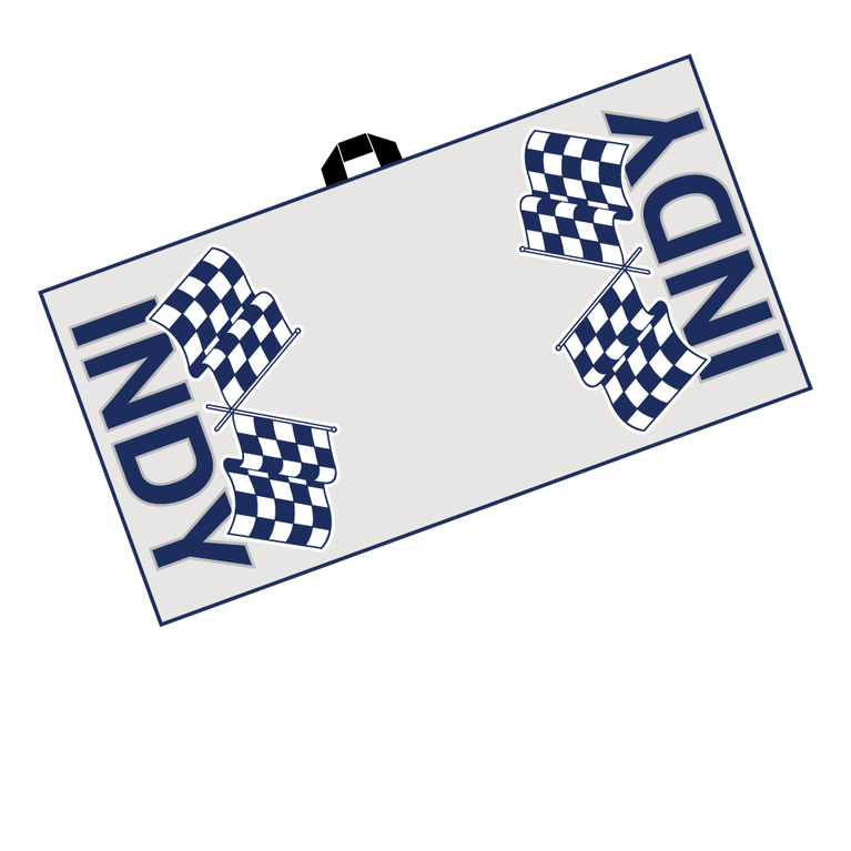 Indy - Microfiber Players Towel