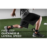 SKLZ Lateral Resistor- Lateral Strength and Positioning Trainer