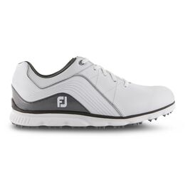 Pro/SL Men's Golf Shoe - White/Silver