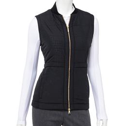 Wild Card Collection Patchwork Camo Full Zip Vest