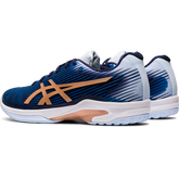 Alternate View 3 of Solution Speed FF Women's Tennis Shoes - Navy/Blue