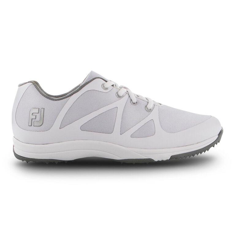 FJ Leisure Women's Golf Shoe - White