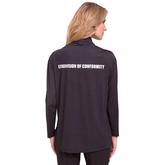 Alternate View 1 of Sunsense Fear No Art Sweatshirt