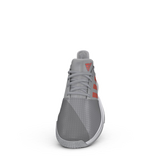 Alternate View 9 of GameCourt Women's Tennis Shoes - Grey/Red