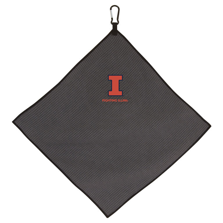 Team Effort Illinois 15x15 Towel